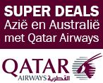Goedkope vliegtickets, beste kwaliteit: Qatar Airways