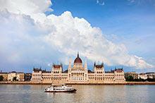 Ryanair vluchten naar Boedapest
