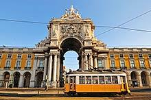 Ryanair vluchten naar Lissabon