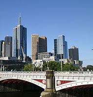 Melbourne, Australië