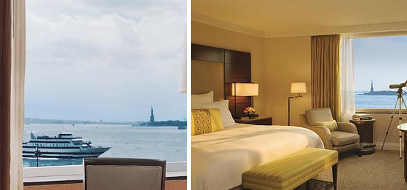 Ritz-Carlton New York Battery Park online boeken