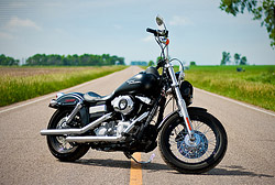 Harley Davidson for the ride. Foto: https://www.flickr.com/photos/luciano_meirelles/