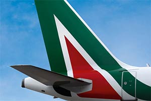 Alitalia naar Italië, de beste keus