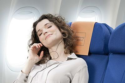 KLM Comfort Class