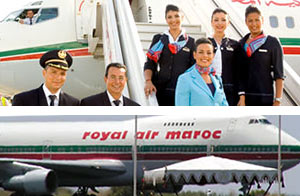 Alle Royal Air Maroc vliegtickets