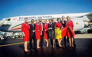 Brussels Airlines, en het WK 2014