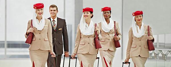 Cabin crew Emirates (c) Emirates