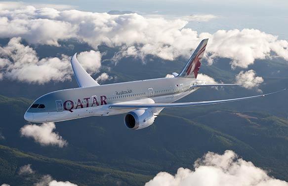 Dreamlinder Qatar Airways