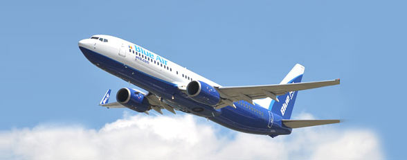 Blue Air Roemenie