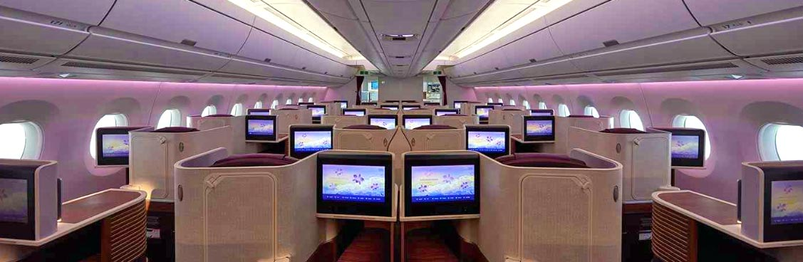 THAI Royal Silk Business Class