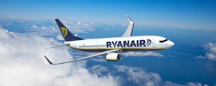 Ryanair vluchten