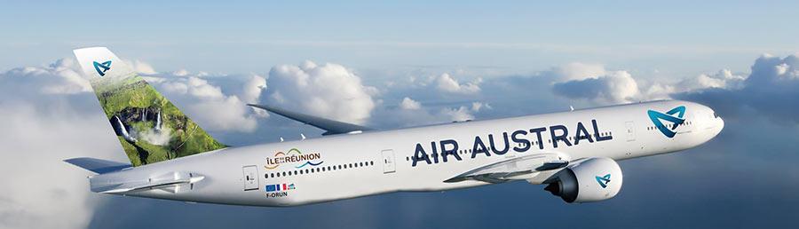 Air Austral vliegtickets