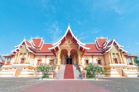 Wat That Luang Neua, Vientiane